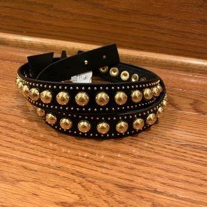 ❄️3 for $30 Express | Gold Rivet Belt